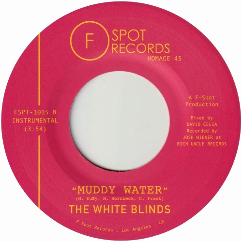 White Blinds - Brown Bag / Muddy Water