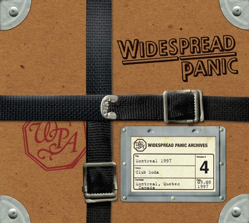 Widespread Panic - Montreal 97