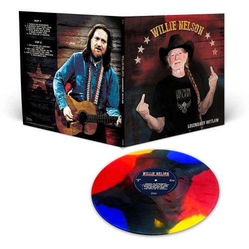 Willie Nelson - Legendary Outlaw
