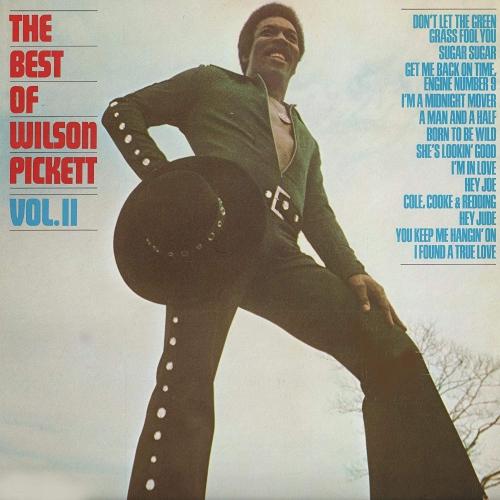 Wilson Pickett -The Best Of Wilson Pickett Volume Two