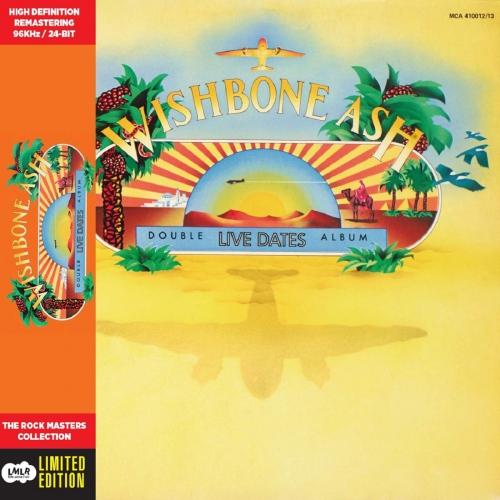 Wishbone Ash -Live Dates