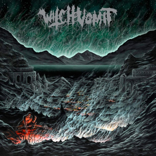 Witch Vomit - Buried Deep In A Bottomless Grave