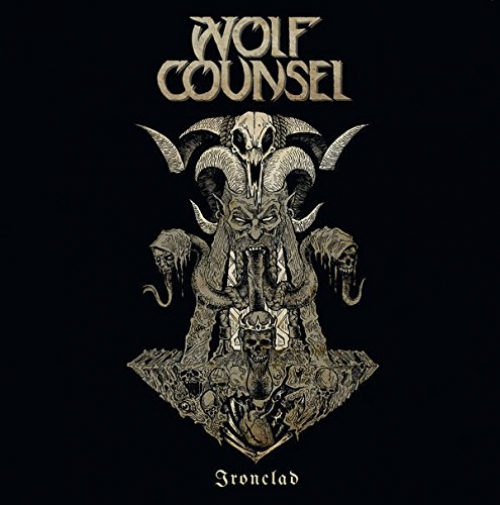 Wolf Counsel Ironclad Upcoming Vinyl September 30 2016