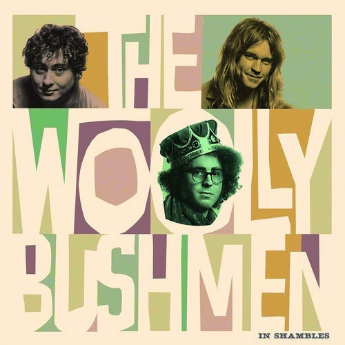 Woolly Bushmen - In Shambles