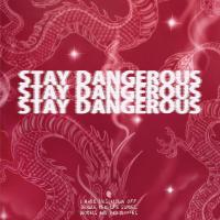 Yg -Stay Dangerous Red