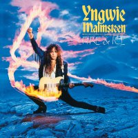 Yngwie Malmsteen - Fire & Ice [Limited 'Fire' & 'Ice' Colored Vinyl]