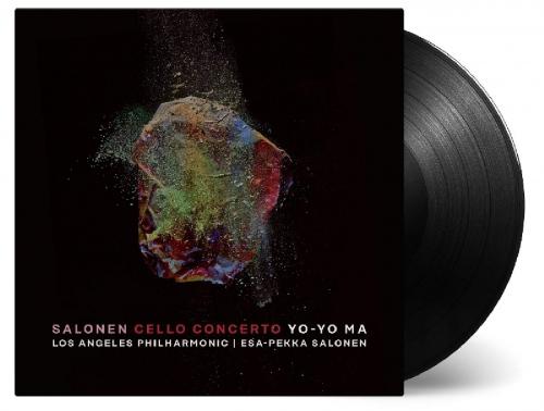 Yo-Yo Ma - Alonen Cello Concerto