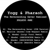 Yogg  &  Pharaoh - Cub Aka Regis & Simon Shreeve