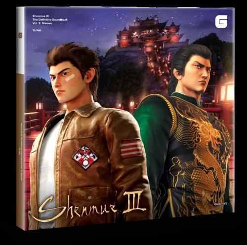 Ys Net -Shenmue III - The Definitive Soundtrack Vol. 2: Niaowu