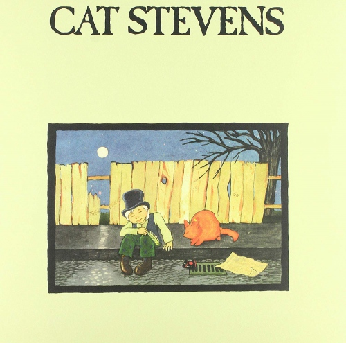 Yusuf/cat Stevens - Teaser And The Firecat