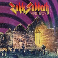 Zakk Sabbath -Vertigo (Red vinyl)