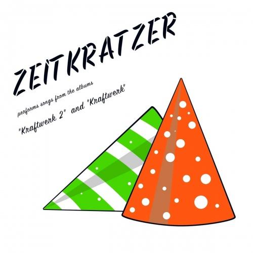 Zeitkratzer - Performs Songs From Albums Kraftwerk 2 & Kraftwerk