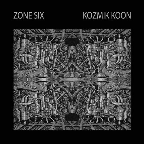 Zone Six - Kozmik Koon Lim.ed./Coloured