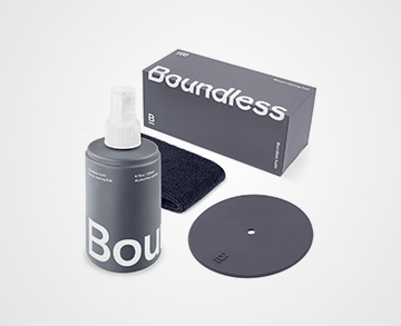 Boundless Audio Record Cleaner Kit