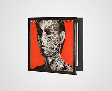 KAIU Vinyl Record Frame