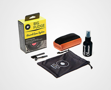 Record Cleaner Kit