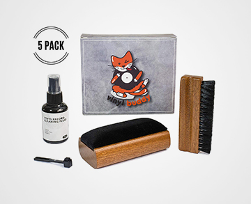 Vinyl Buddy Record Cleaner Kit